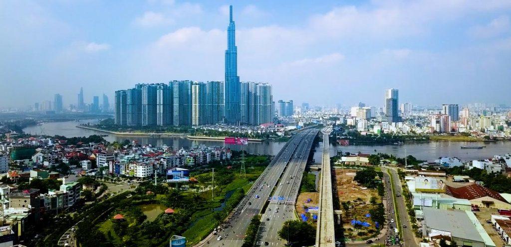 cầu phú mỹ khu đô thị cát lái