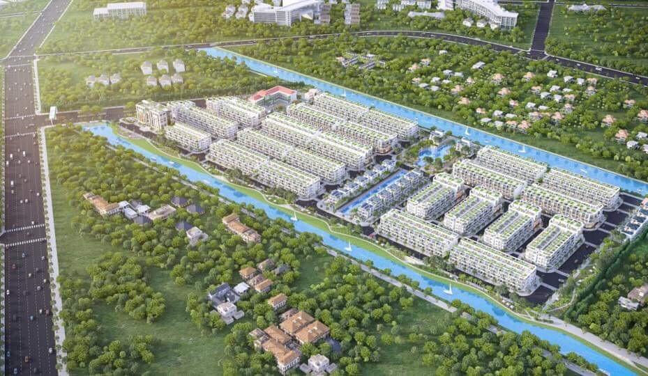 dự án lago centro bến lức long an