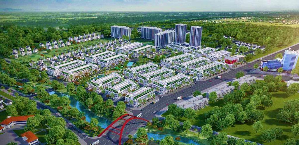 Dự án Tiến Lộc Garden Long Thọ, Nhơn Trạch, Đồng Nai